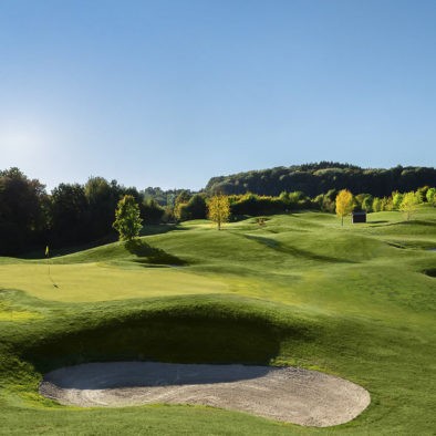 terrain Golf Henri chapelle